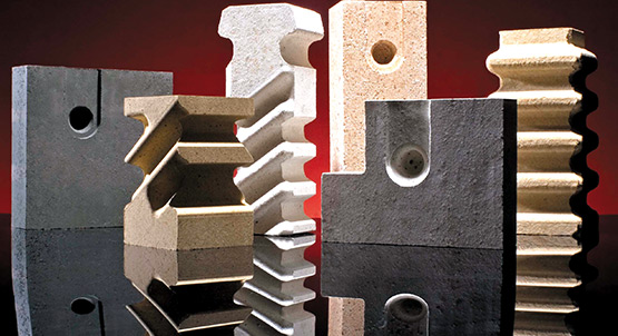 Application: Refractory Products